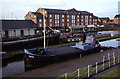 SJ4077 : Basuto (Clyde puffer), Ellesmere Port. by Chris Allen