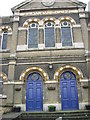 TL1749 : This is the baptist church by St Swithun's VC Lower School