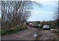 SJ7260 : Flash Farm, Ettiley Heath by michael ely