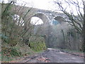 SX1465 : Clinnicks viaduct by Phil Williams