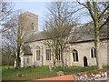 TL9991 : All Saints Church, Snetterton by Ian Robertson