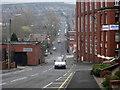 SD9505 : Greenacres Road Waterhead by Paul Anderson