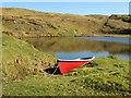 NM7915 : Lochan nan Ceardach by Eileen Henderson
