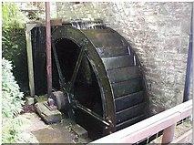 SN6638 : Felin Newydd by John Atherton