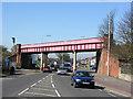 TA0629 : Railway Bridge on Spring Bank West by George Robinson