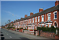 SJ7054 : Terraced houses, Ruskin Road, Crewe by Espresso Addict