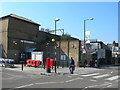 TQ3482 : Bethnal Green Overground Station by Danny P Robinson