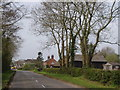 TL9498 : Road to Griston by David Williams