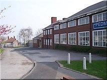 SO9183 : The Grange School by Craig Lees