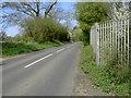 TL0520 : Looking NNW along Chaul End Road by John Yaxley