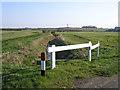 TL2456 : Small Brook, Abbotsley, Cambs by Rodney Burton