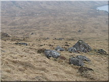 NN2618 : Hillside towards Allt na Lairige by Chris Wimbush