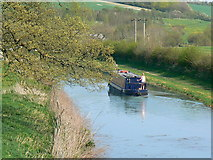 SU2562 : Kennet and Avon canal near Crofton, Wiltshire by Brian Robert Marshall