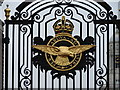 SK9949 : RAF Coat of Arms at RAF College Cranwell by Ian Paterson