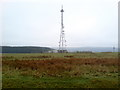 NS4310 : Lethanhill Mast by david johnston