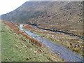 NM9159 : River Tarbert by Dave Fergusson