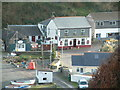 SW7923 : Five Pilchards Inn, Porthallow by Robin Lucas