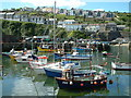 SX0144 : Mevagissey Harbour by Robin Lucas
