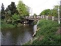 TL3490 : Wooden Footbridge. by Richard Williams