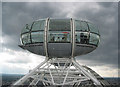 TQ3079 : Eye Pod, London by Pauline Eccles