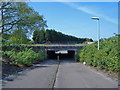 TA1032 : Holwell Road underpass by Paul Harrop
