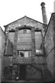 SD7922 : Grane Mill engine house. by Chris Allen