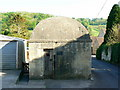 ST7761 : The village lock-up, Mill Lane, Monkton Combe by Brian Robert Marshall