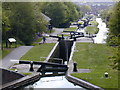 SO9186 : Delph locks by Chris Gunns