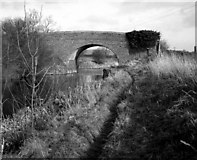 SU0362 : Laywood Bridge, Kennet and Avon Canal by Dr Neil Clifton