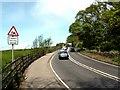SE2910 : A637 a bend above Ballfield Lane junction by John Fielding