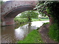 SJ5782 : Bridge on the Bridgewater Canal by Andy Beecroft
