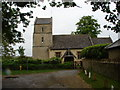 SP4613 : St Michaels's Church, Begbroke by Ian Paterson