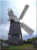 TL5770 : Wicken Windmill by Gareth Hughes