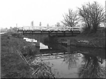 ST8960 : Semington Swing Bridge, Kennet and Avon Canal by Dr Neil Clifton
