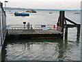 SU6800 : Hayling ferry jetty by Chris Gunns