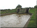 SJ7858 : Twin locks on the Trent & Mersey Canal by Pauline E