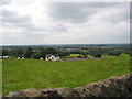 SJ8962 : Farm on Rainow Hill, Cheshire/Staffs border by Pauline E