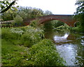 SP0854 : Bridge at Wixford by Dominic Cropper