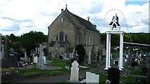 S5372 : Church of the Immaculate Conception, Castlecomer by liam murphy