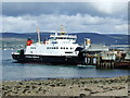 NS1968 : MV Argyle at Wemyss Bay pier by Thomas Nugent