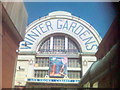 SD3036 : Blackpool Winter Gardens by Helga Perry