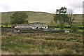 NS2789 : Auchengaich Farm by George Rankin