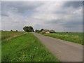 TL3287 : Towards Long Drove Farm by Andrew Tatlow
