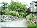 SD3777 : Entrance to Gate Side Farm by Alexander P Kapp