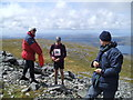 NR4873 : Jura Fell Race Check Point by No Body