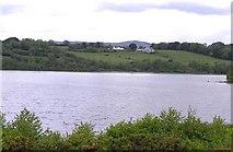 H0963 : Lough Erne at Mullans by Kenneth  Allen