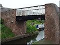 SO8984 : Neville Garrett Bridge, Stourbridge by Alan Murray-Rust