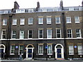 TQ2981 : Gower Street blue plaques by ceridwen