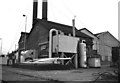 SJ7997 : Manchester Dry Dock by Chris Allen