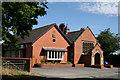 SJ3660 : Dodleston Village Hall by Paul Roberts